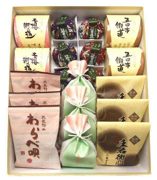 武蔵野物語 19個入り 3613円