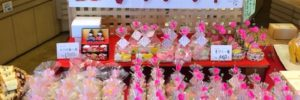 ひな祭り雛菓子