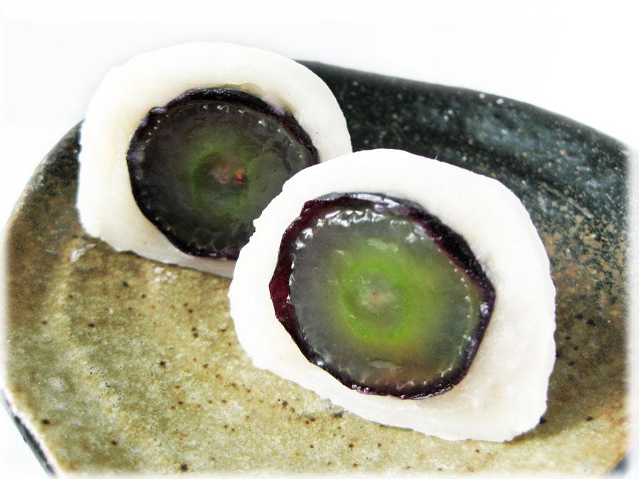 9月1日 福餅 ぶどう大福